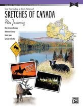 Sketches of Canada Sheet