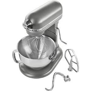 KitchenAid Stand Mixer 5.5qt (Silver)