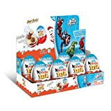 Kinder Joy chocolate FOR BOYS- 8 PACK- SHIPS FROM USA