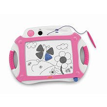Fisher-Price Classic Doodler with 2 Stampers - Pink
