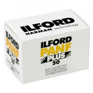 3 Rolls Ilford PANF 50 Film 36 Exp