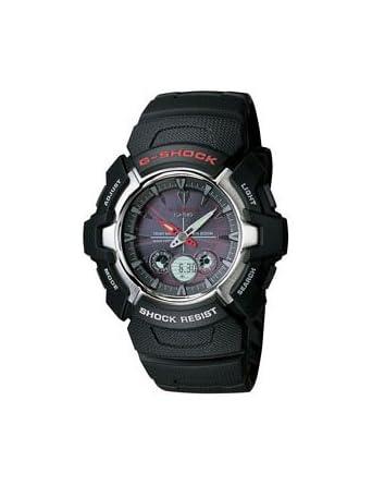 (疯抢)卡西欧Casio Men GW1500A-1AV G-Shock双显太阳能5局电波表黑$99.98送水壶