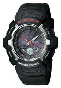 Casio Men's+G-Shock+Ana-Digi Solar+Atomic Watch #GW1500A-1AV