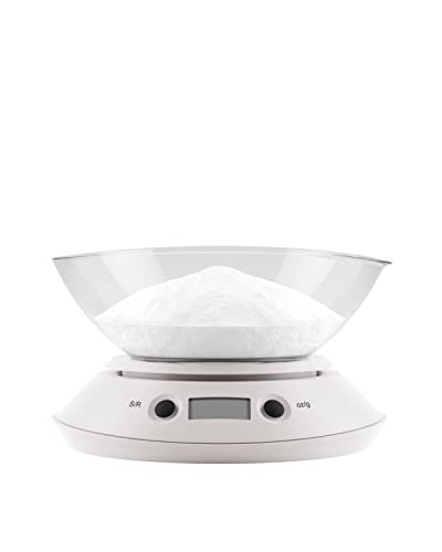 Bodum Bistro White Kitchen Scale