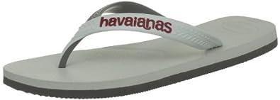 Havaianas Mens' Casual Flip Flops White 6/7 UK (EU 41/42)
