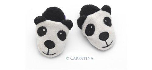 Panda Slippers - Fits 18