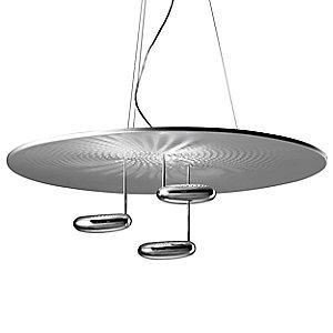 droplet suspension lamp by ross lovegrove for artemide
