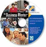 The Business Mentor CD - The Entreprenwur's Business Planning Advisor