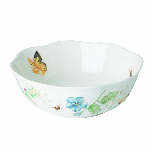 Lenox Butterfly Meadow 6 1/4 Inch All Purpose Bowl Simply Merchants Or  Perhaps Buy Online : During Smallest Pirce You Can Lay Aside Major!