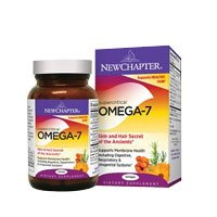New Chapter - Supercritical Omega 7 60 Softgel (Pack Of 2)