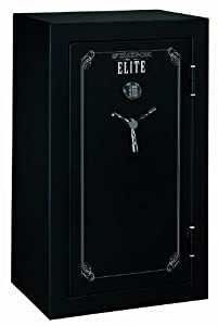 Stack-On E-36-MB-E-S Elite 36-Gun Security Safe with Electronic Lock by STACK-ON