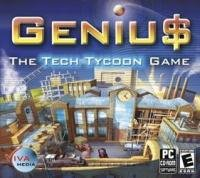 Genius The Tech Tycoon Computer Software Game
