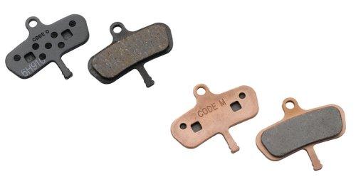 Buy Low Price Avid Code Bicycle Disc Pads (Organic) (AV15001B)