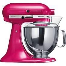 KitchenAid Artisan Stand Food Mixer, Raspberry Ice - 5KSM150BRI from Kitchenaid