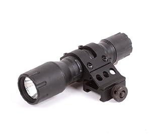 Streamlight PolyTac LED Flashlight with MSP Offset AR-15 Mount by Streamlight