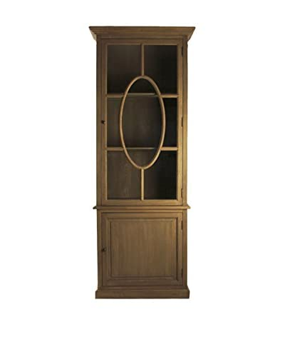 Zentique Florence Cabinet, Brown