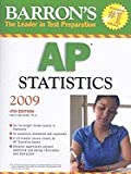 img - for Barron's AP Statistics   [BARRON AP STATISTICS-2009] [Paperback] book / textbook / text book