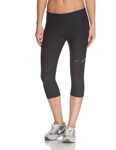 Popular Nike Womens Dri-Fit Running Tights Leggings Ankle Length Compression Gym Pants. Size - Large ...