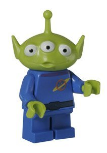 Alien - LEGO Toy Story Minifigure - 1