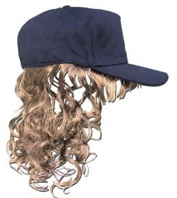Billy Bob Billy Ray Hat with Blonde Hair