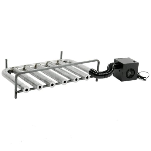 Spitfire Fireplace Heater - 4 Tube w/ Bl.. - Spitfire Fireplace Heater - 4 Tube W/ Blower
