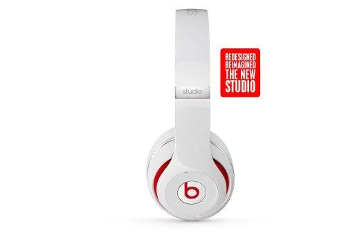 beats studio noise canceling headphones white-collar BT OV STUDIO V2 WHT (Japan Import)