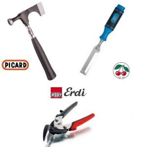 kirschen-1199000-jeu-de-3-outils-pour-installation-de-panneaux-muraux