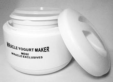 Miracle Non-Electric Yogurt Maker Via Amazon