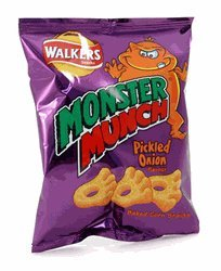 Amazon.com: Walkers Monster Munch Pickled Onion - 6 Pack