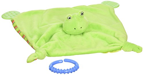 North American Bear Pond Pets Frog Puppet Cozy, Green - 1