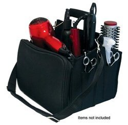 City Lights Heat Resistant Tool Bag, Black