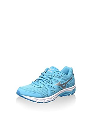 Mizuno Zapatillas de Running Synchro Md (Azul)