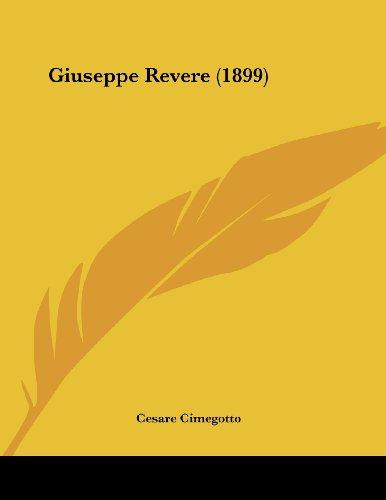 Giuseppe Revere (1899)