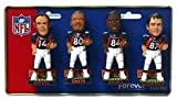 Denver Broncos 2002 Forever Collectibles Mini Bobble Head Set at Amazon.com