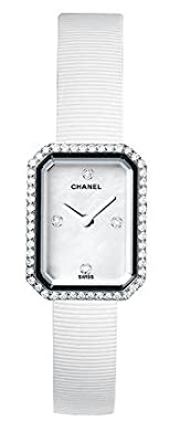 Chanel Premiere Diamond Quartz Ladies Watch H2433