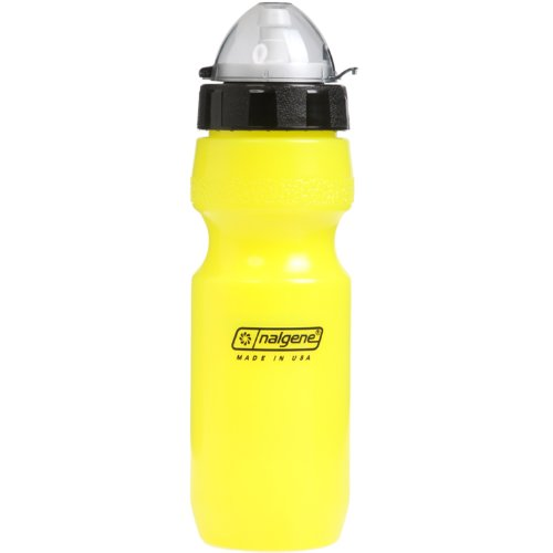 Nalgene ATB w/ Lid BPA-Free Bottle - 22oz Yellow, 22oz - Nalgene at Sears.com