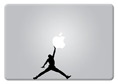 Michael Jordan Apple Macbook Decal Vinyl Sticker Apple Mac Air Pro Retina Laptop sticker