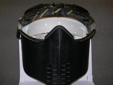 Full Face Airsoft Mask with Built in Blower