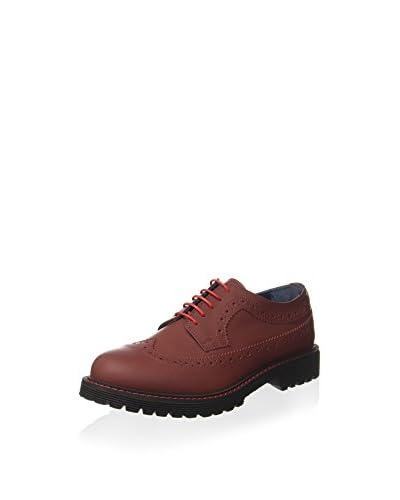 ZZ_Pollini Zapatos de cordones Burdeos