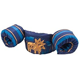 Stearns Deluxe Puddle Jumper Lion 30-50 Lbs.