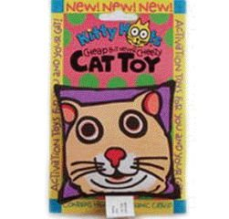 The Squares Catnip Cat Toy : Size ORDER THIS ITEM