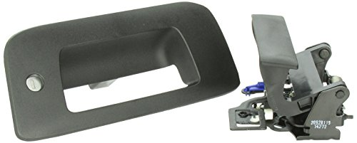 BOLT 5922987 Original Factory Tailgate Handle for Silverado & Sierra with BOLT Lock Cylinder (2014 Silverado Tailgate Handle compare prices)