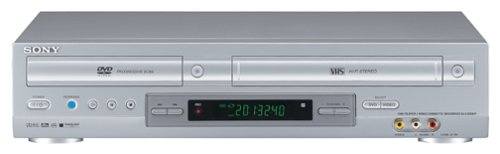 New Sony SLV-D300P Progressive-Scan DVD-VCR Combo