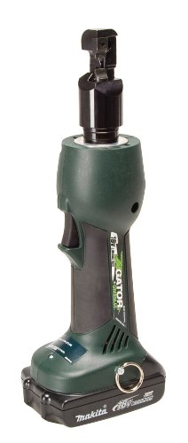 Greenlee Ets8L11 Gator Battery-Powered Cable Tray Cutter With 120V Charger
