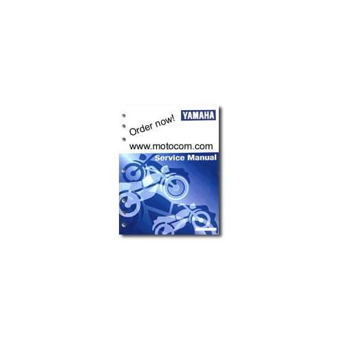 Official 2009-2011 Yamaha VMX1700 V-MAX Factory Service Manual Yamaha Motors