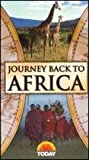 Journey Back to Africa [VHS]