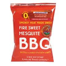 Madhouse Munchies, Mesquite Bbq Potato Chip, 30/1.5 Oz