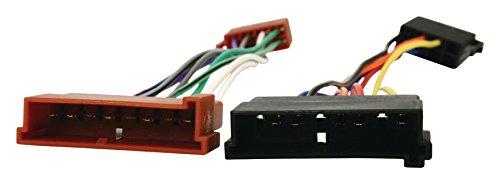 Autoradio-ISO-Adapterkabel-Ford-Ka-Sierra-Streetka-Fiesta-GT-Landau-Taurus-Taunus-Pin-Adapter-Stecker-kabel-KFZ-Radio