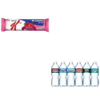kitkeb01283nle101243-value-kit-kelloggs-special-k-cereal-bar-keb01283-and-nestle-bottled-spring-wate