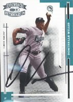 Dontrelle Willis Florida Marlins 2004 Donruss Throwback Threads Autographed Hand... by Hall+of+Fame+Memorabilia